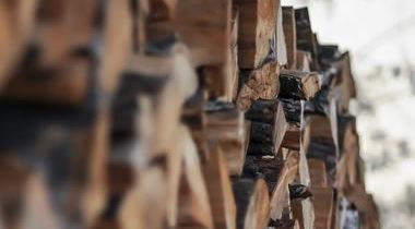 Formen der Holzaufbewahrung