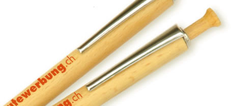Kugelschreiber neu aufbereitet