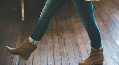 Stiefeletten – die kleine Schwester des Stiefels
